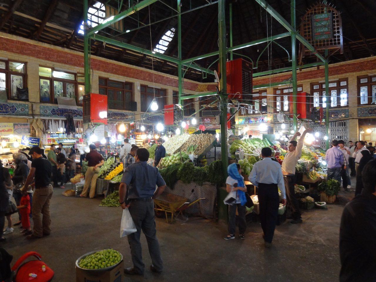 Tajrish Bazaar