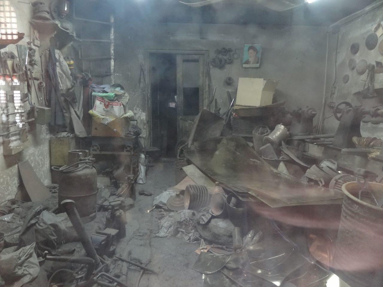 Old shop in the bazaar