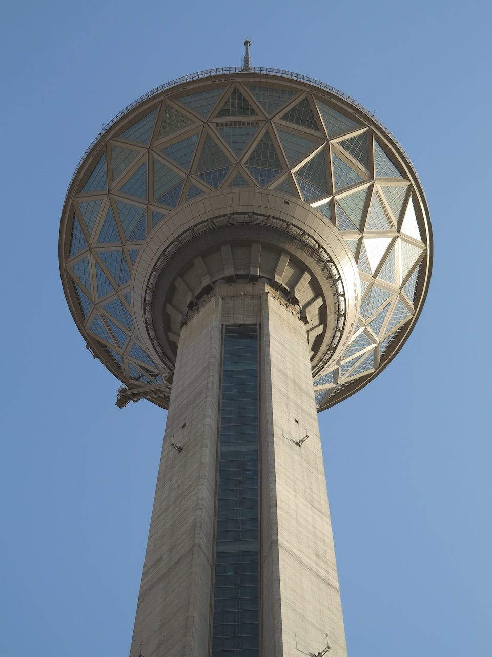 Milad Tower - Dome