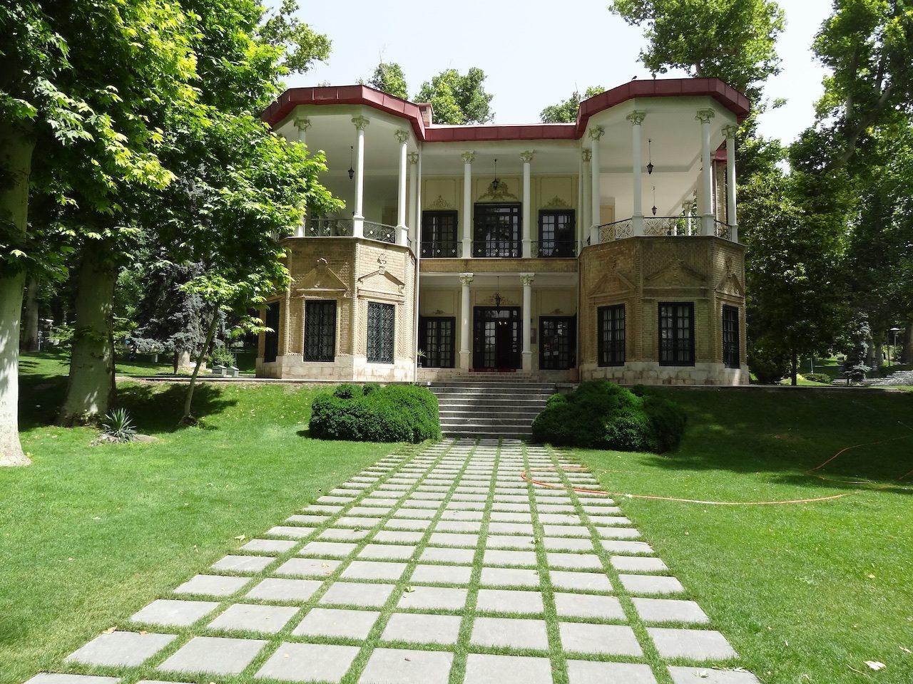Ahmad Shahi Pavilion