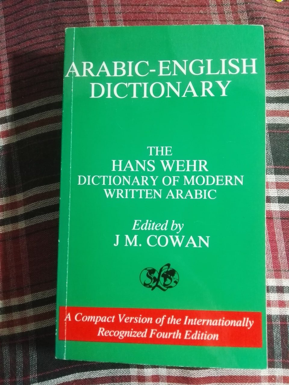 Hans Wehr - Dictionary of Modern Written Arabic