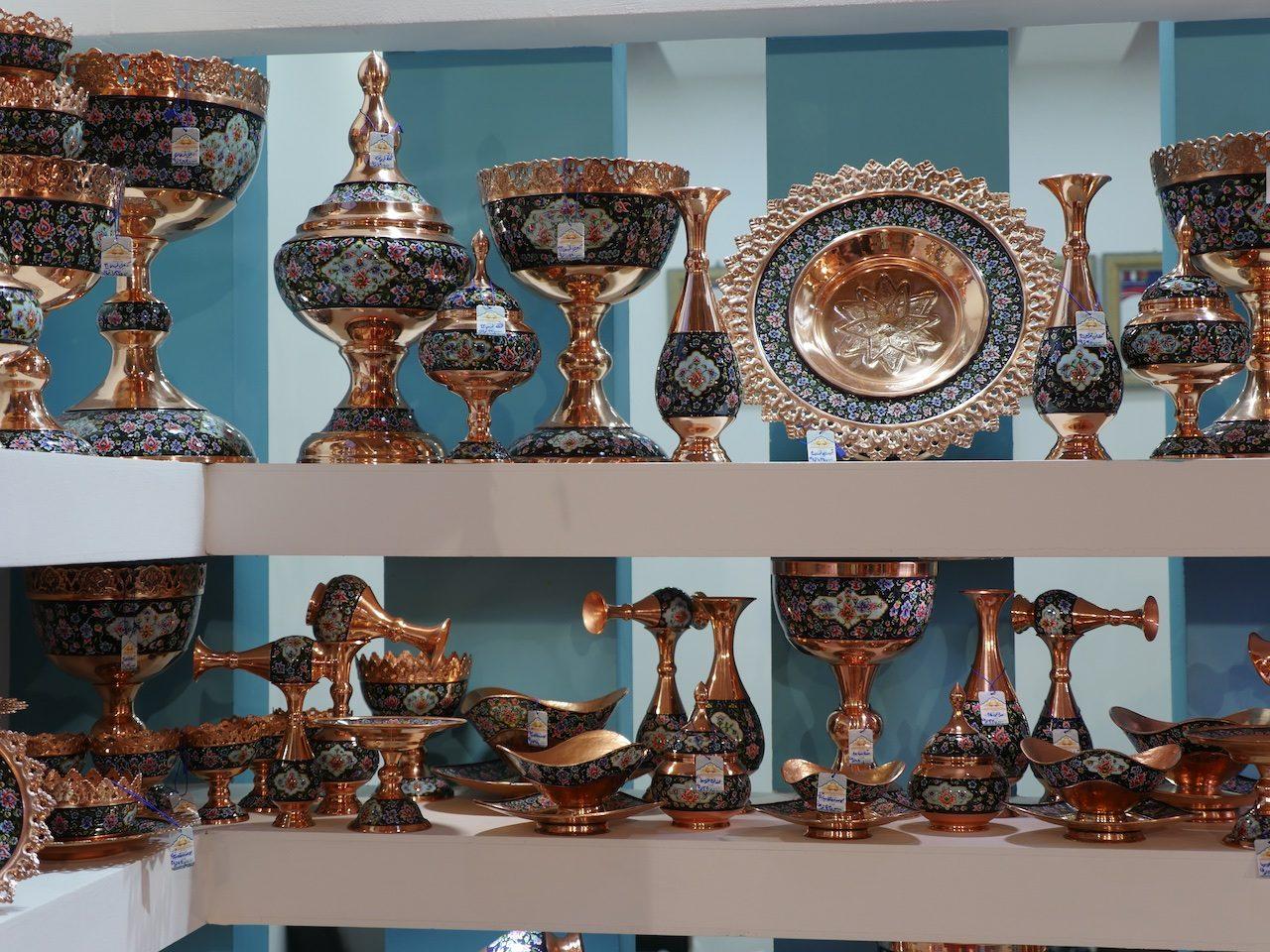 Qalamzani at the Handcrafts Exhibition